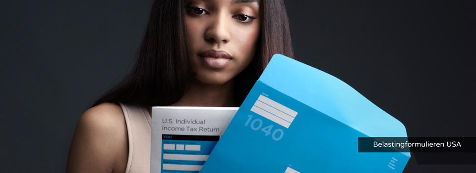 Belastingformulieren USA